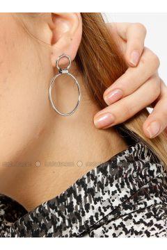 Silver tone - Earring - Koton(110322186)