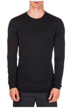 Men's long sleeve t-shirt crew neckline(116935838)