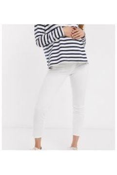 GeBe Maternity - Jeans skinny ultra morbidi-Bianco(120385771)
