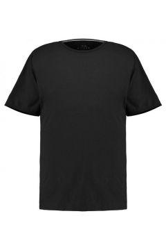 Kitaro: T-Shirt kurzarm, 6XL, Schwarz(112322430)