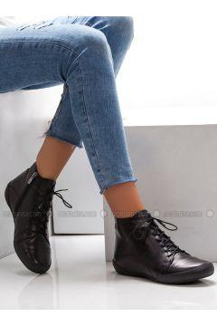 Black - Boot - Boots - Deripabuç(110341572)