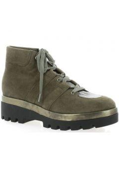 Boots Benoite C Boots cuir velours(101663805)