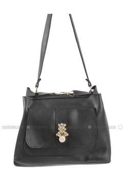 Black - Shoulder Bags - AKZEN(110314172)