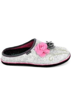 Chaussons Fargeot Shannon Gris Rose(115459655)