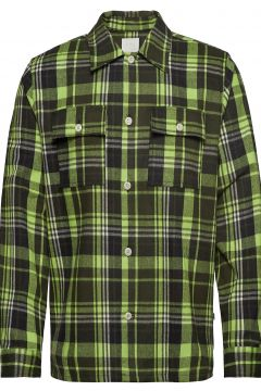 Franco Shirt Hemd Casual Grün WOOD WOOD(114153094)