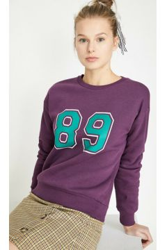 Koton Kadın Baskili Sweatshirt(118024270)