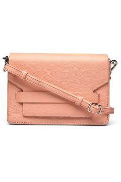 Vanya Crossbody Bag, Grain Bags Small Shoulder Bags - Crossbody Bags Pink MARKBERG(109112877)