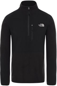 THE NORTH FACE Glacier Pro 1/4 Zip Fleece Pullover zwart(109177898)