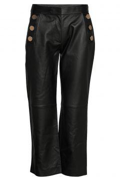 Day Scilla Leather Leggings/Hosen Schwarz DAY BIRGER ET MIKKELSEN(116469722)