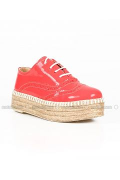 Coral - Flat - Flat Shoes - ROVIGO(110316320)