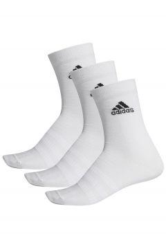 adidas Originals Light Crew 3PP Socks wit(127210835)