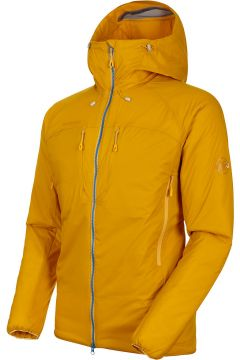 Mammut Rime In Flex Hooded Jacket geel(99219507)
