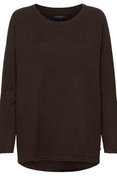 Lea Cotton/Cashmere Sweater Strickpullover Braun LEXINGTON CLOTHING(121166170)