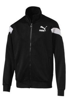 Sweat-shirt Puma MCS TRACK GIACCHETTO NERO(115478249)