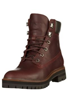 Boots enfant Timberland LONDON SQUARE 6 IN BORDEAUX(115478096)