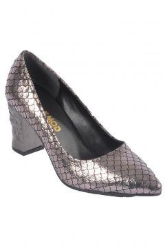 Maje Platin Kadın Topuklu Ayakkabı(110963137)