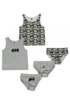 Character 5 Pack Vest and Brief Set Infant - Batman(100545780)