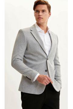 DeFacto Erkek Modern Fit Blazer Ceket(108640597)