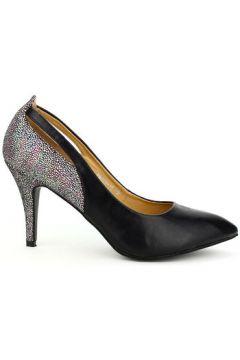 Chaussures escarpins Cendriyon Escarpins Noir Chaussures Femme(88708608)