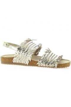 Sandales Mascha Nu pieds cuir laminé(127910353)