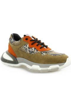 Chaussures Roobin\'s Baskets cuir(127980129)