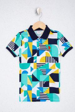 U.S. Polo Assn. Beyaz Erkek Çocuk T-Shirt(124925843)