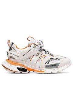 Balenciaga Kadın Track Beyaz Turuncu Sneaker 36 EU(114438256)