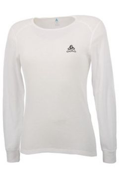 T-shirt Odlo Warm blanc rdc ml tee lad(127897952)