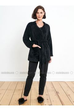 Black - Morning Robe - Reflections(110320347)