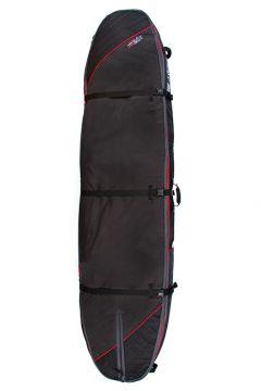 Ocean and Earth Double Coffin 9ft6 Longboard Surfboard Bag - Black(110360093)