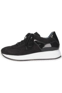 Chaussures Mg Magica GA02G Basket Femme Noir(128006406)