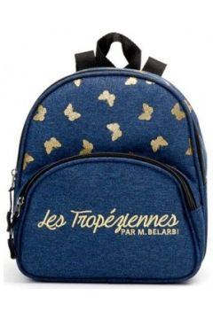 Sac à dos Les Tropéziennes par M Belarbi Petit sac à dos XS Tropéziennes motif papillon Arcachon Bleu(101659456)