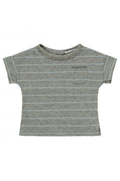 Gestreiftes T-Shirt(113867716)
