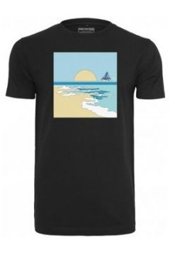 T-shirt Pink Dolphin T-shirt avec imprimé Horizon(127968880)