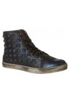 Chaussures Cassis Côte d\'Azur Baskets Belonie Bleu(115471220)