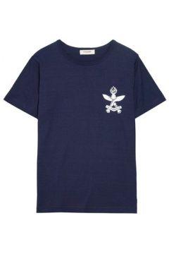 T-shirt La Panoplie Tee Indigo Print(127854754)
