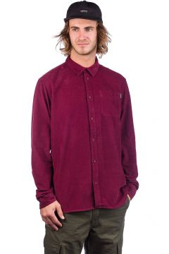 Dedicated Varberg Corduroy Shirt rood(96833048)