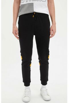 DeFacto Erkek Slim Fit Örme Pantolon(108642024)