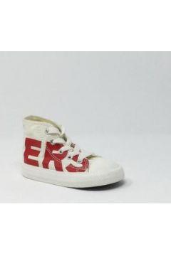 Baskets Converse Kids CONVERSE CTAS HI NATURAL/RED(88519561)