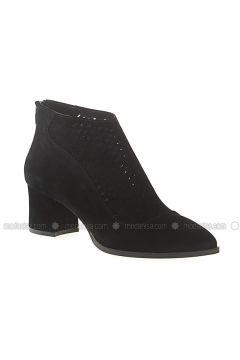 Black - Boot - Boots - DERİGO(110339469)