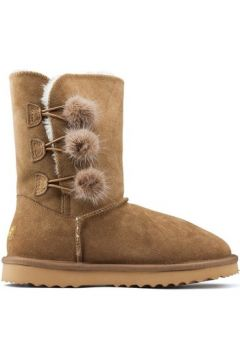 Boots enfant Oca Loca Bottes Oca Loca Pompon(88549272)