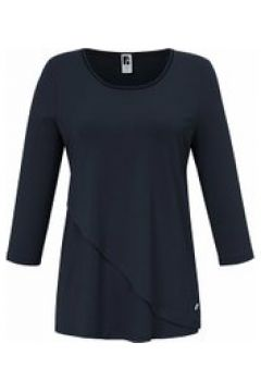 3/4-Arm-Shirt Rundhals-Shirt mit 3/4-Arm Anna Aura marine(118623312)