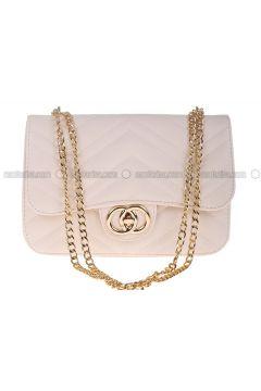 Cream - Shoulder Bags - Modeva(110321669)
