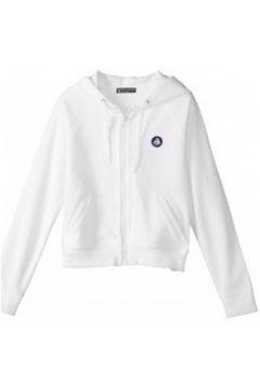 Sweat-shirt Petit Bateau Sweat Zippé 32774 01 Blanc(98751015)