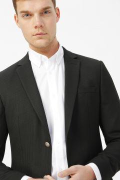 Fabrika Siyah Erkek Ceket(113994167)