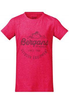 Bergans Classic T-Shirt roze(107971328)