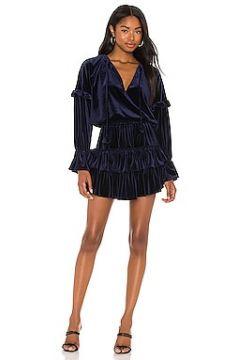 Платье amalya - MISA Los Angeles(125444366)