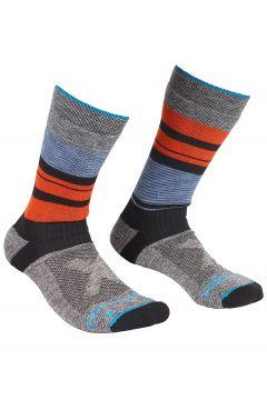 Ortovox All Mountain Mid Warm Tech Socks patroon(100354941)