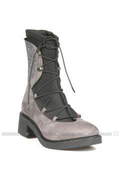 Gray - Boot - Boots - ROVIGO(110315805)