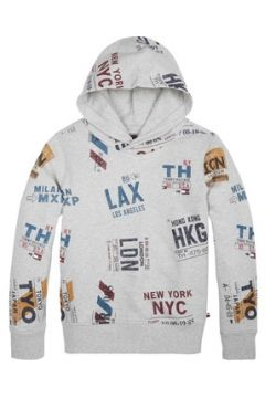 Sweat-shirt enfant Tommy Hilfiger KB0KB05201 AOP HOODED(115626903)